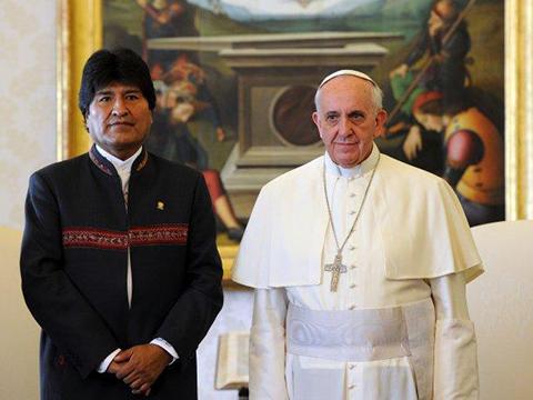 Morales-confirma-viaje-al-Vaticano-para-reunirse-con-el-Papa