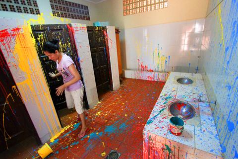 Denuncian-vandalismo-en-un-kinder-y-modulo-escolar-