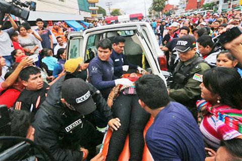 Enfrentamiento-entre-comerciantes-de-la-Ramada-deja-varios-heridos-leves