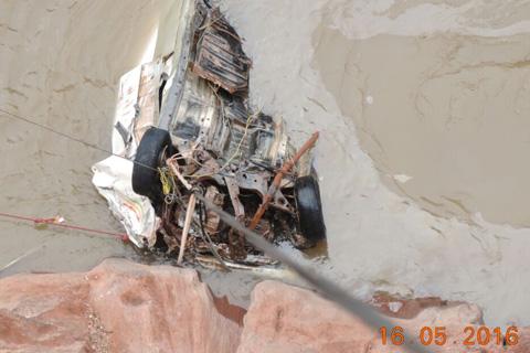 Siete-muertos-en-precipitacion-de-vehiculo-al-rio-Pilcomayo