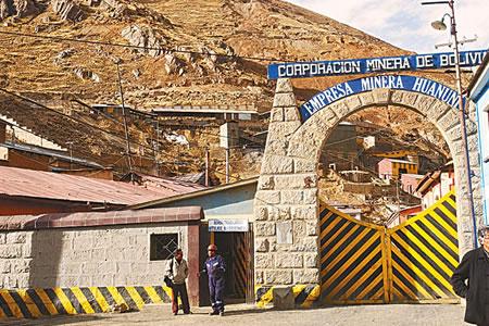Presidente-de-Comibol-descarta-cierre-de-la-Empresa-Minera-de-Huanuni