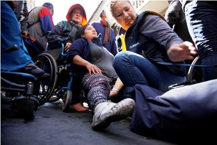 Fue-liberada-mujer-con-discapacidad,-pudo-celebrar-el-Dia-de-la-Madre-junto-a-su-hija