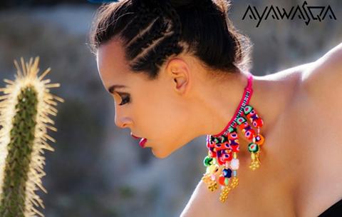 Nace--Ayawasqa-,-linea-de-accesorios-que-busca-recuperar-el-tejido-en-telar