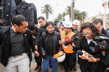 Visita-de-canciller-eleva-la-tension-entre-Chile-y-Bolivia