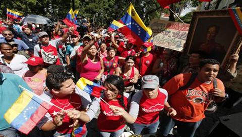 Venezolanos-rinden-homenaje-a-Simon-Bolivar-a-233-anos-del-natalicio