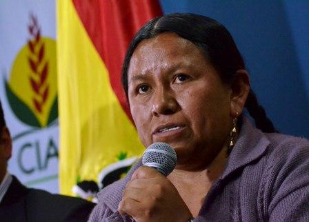 Diputado-Quispe-formaliza-pedido-de-aprehension-a-exministra-Achacollo
