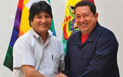 Morales-dice-que-el-mejor-homenaje-a-Chavez-es-no-abandonar-su-legado-antiimperialista