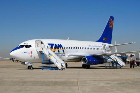 TAM-y-TAB-realizan-vuelos-solidarios-en-la-ruta-La-Paz-–-Cochabamba