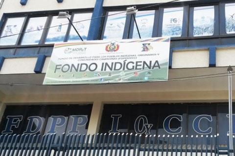 Entra-en-vigencia-nuevo-Fondo-Indigena,-Morales-establece-sus-bases