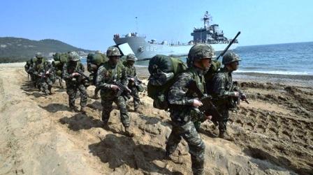 Maniobras-militares-entre-Seul-y-Washington