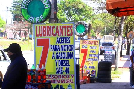 La-venta-de-aceite-para-motores-no-es-fiscalizada