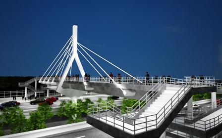Construiran-un-nuevo-puente-peatonal-en-la-UAGRM