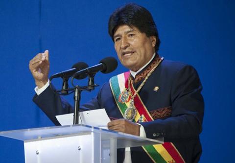 Evo-afirma-que-Chile-reconocio-que-hay-temas-pendientes-con-Bolivia