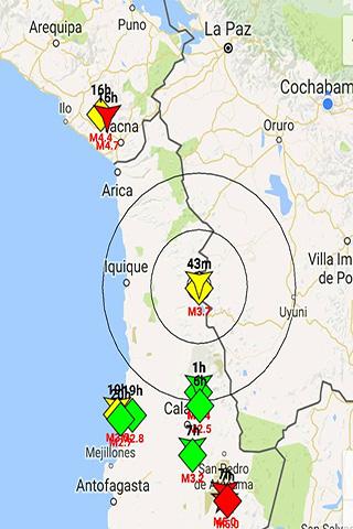 Registran-dos-sismos-en-Bolivia-sin-danos-materiales-ni-personales