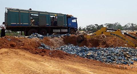 Destruyen-19,6-toneladas-de-cerveza-brasilena-de-contrabando