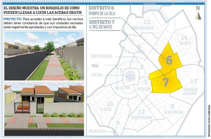 Comuna-construira-aceras-gratis-en-barrios-aprobados