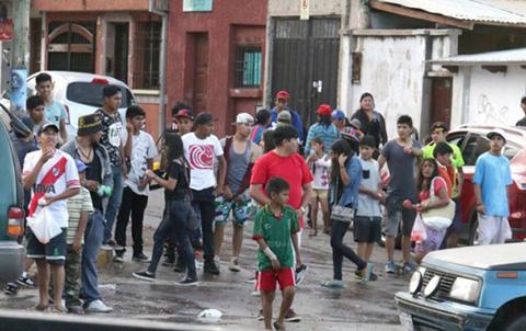 Sucre-elabora-Ordenanza-Municipal-que-prohibira-juego-con-agua-en-carnaval