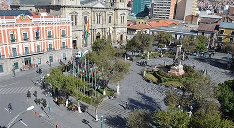 Este-domingo-se-realizaran-varios-cortes-de-vias-en-La-Paz-