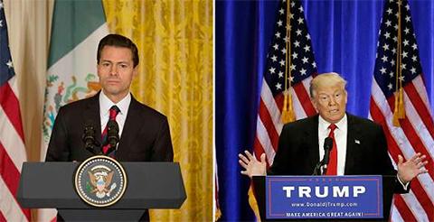 Suman-voces-en-Mexico-para-cancelar-reunion-Pena-Nieto-Trump