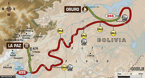Transito-anuncia-cortes-de-vias-el-sabado-y-domingo-por-el-paso-del-Dakar-2017-