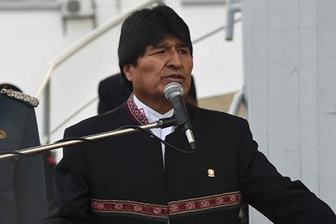 Evo-Morales-llama-a-Mexico-a-retornar-a-la-G77-y-a-unirse-a-la-CELAC
