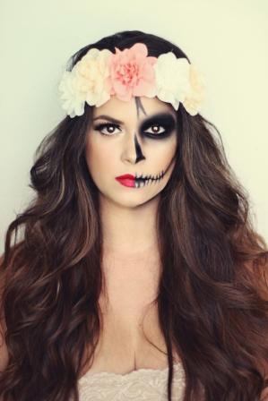 halloween para que el maquillaje no pase factura - Maquillaje Halloween
