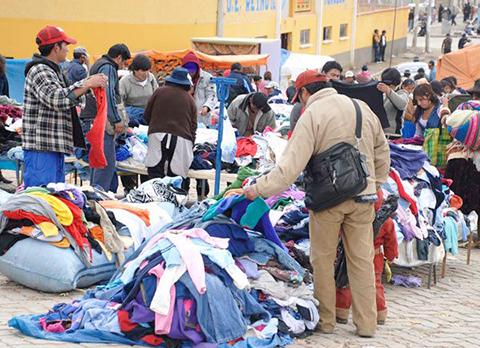 Comerciantes-de-ropa-usada-confirman-movilizaciones-para-este-lunes