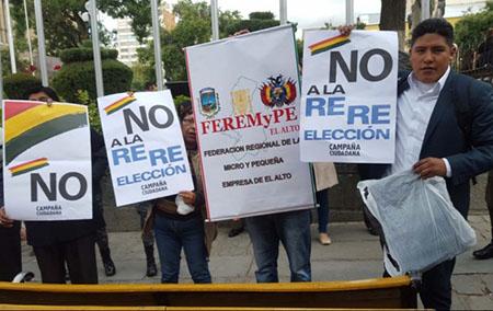 Encuesta-muestra-rechazo-de-la-poblacion-a-la-repostulacion-de-Evo-Morales