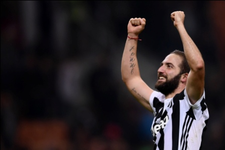 Higuain-pone-lider-provisional-a-Juventus