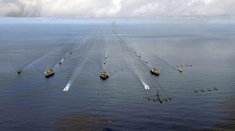 Corea-del-Sur-y-EE.UU-realizan-maniobras-con-presencia-de-3-portaviones