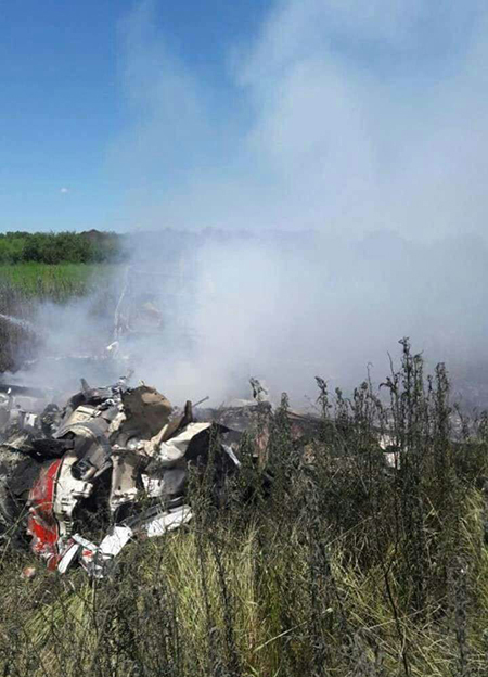 Un-avion-Cesna-que-Salio-desde-Oran-Argentina.-Se-desplomo-en-cercania-de-la-frontera-boliviana
