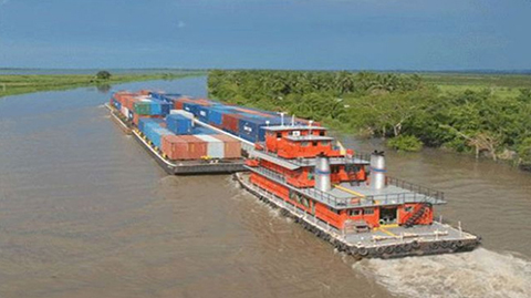 Santa-Cruz-exporta-cemento-por-hidrovia-Paraguay---Parana