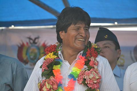 Evo-Morales-sobre-la-carretera-por-el-TIPNIS:--Si-no-quieren,-tampoco-vamos-a-rogar-