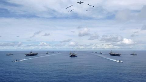 Ejercicios-aeronavales-de-EEUU-y-Japon-en-clima-de-tension-con-Corea-del-Norte