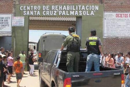 Requisa-a-Palmasola-deja-3-policias-heridos