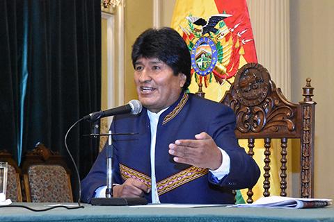 Morales-destaca-legitimidad-de-magistrados-electos-con-mas-votos-que-expresidentes