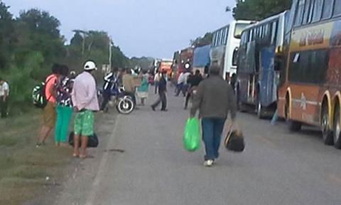 Transportistas-del-Beni-anuncian-bloqueo-para-el-lunes-en-carretera-a-Santa-Cruz