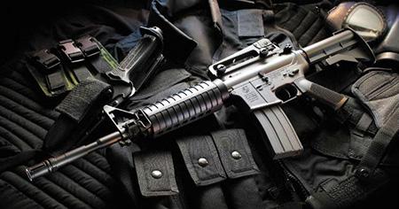 Incautan-un-cargamento-de-armas-de-uso-militar-proveniente-de-EEUU