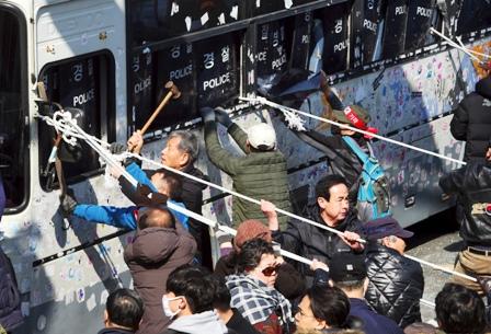 Corea-del-Sur:-Caos-tras-expulsion-de-la-presidente