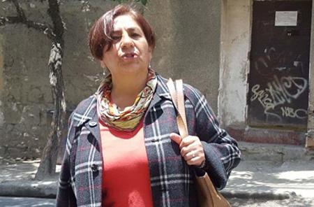 Amalia-Pando-encabeza-un--muralla-humana--para-evitar-la-toma-del-campo-ferial-de-El-Alto