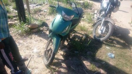 Una-nina-muere-en-accidente-de-moto-