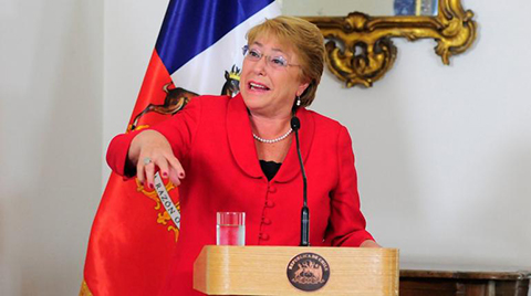 Bachelet-dice-que-militares-y-aduaneros-bolivianos-pretendian-robar-camiones-en-territorio-chileno