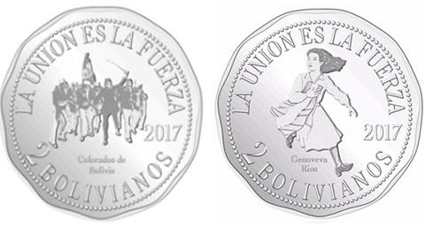 Presentan-nuevas-monedas-de-dos-bolivianos-alusiva-al-tema-maritimo