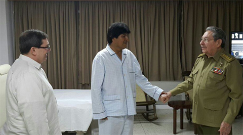 Evo-participara-en-Venezuela-de-los-actos-en-homenaje-a-Chavez