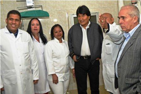 Hoy-sera-la-operacion--de-Evo-Morales-en-Cuba-
