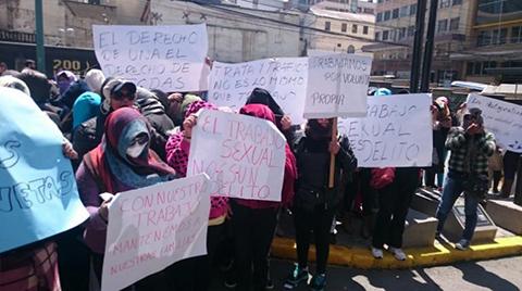 Trabajadoras-sexuales-de-Oruro-exigen-jornada-laboral-de-8-horas