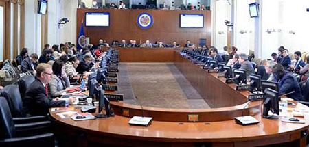 La-OEA-igual-sesiona-sobre-Venezuela-sin-la-presencia-de-Bolivia