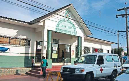 Senadora-denuncia-muerte-de-cinco-recien-nacidos-por-falta-de-condiciones-del-hospital-de-Montero