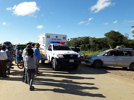 En-el-bloqueo-de-San-Ramon-un-trailer-atropella-y-mata-a-un-ciudadano-menonita