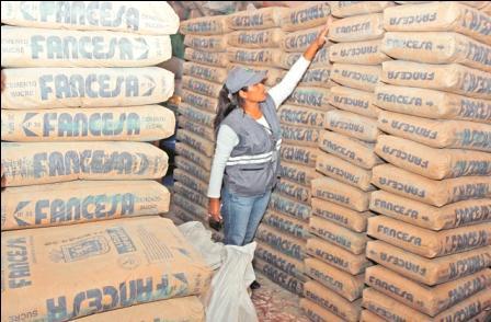 Fancesa baja el precio del cemento en distribuidoras de - Precio del cemento ...